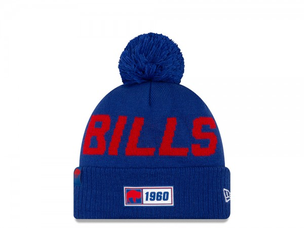 New Era Buffalo Bills Sideline 2019 Road Mütze