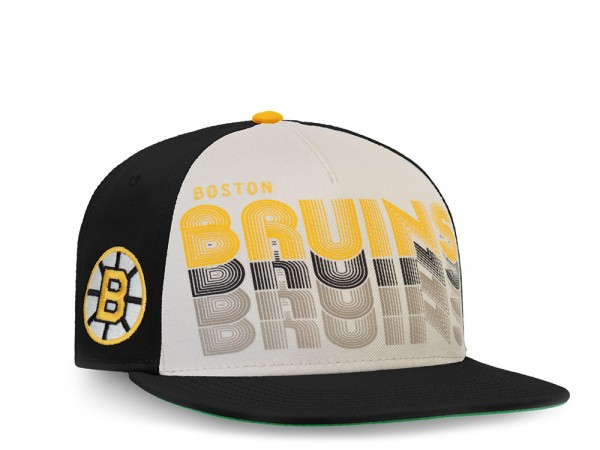 Fanatics Boston Bruins True Classic Snapback Cap