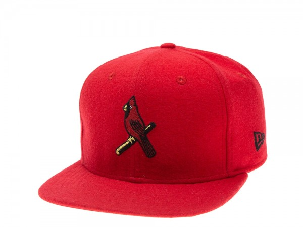 New Era St Louis Cardinals Cooperstown 9Fifty Strapback