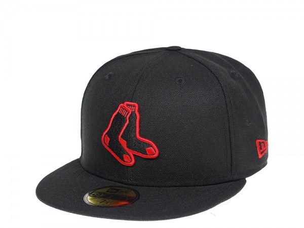 New Era Boston Red Sox Red Logo Edition 59Fifty Fitted Cap