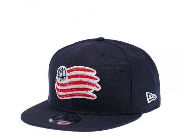New Era New England Revolution Navy Edition 9Fifty Snapback Cap