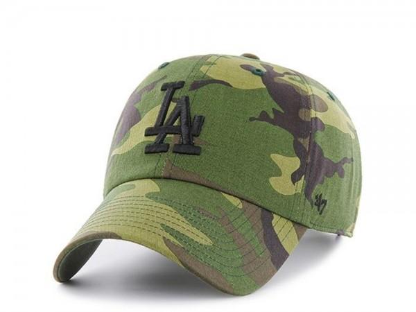 47brand Los Angeles Dodgers Clean up Strapback Cap