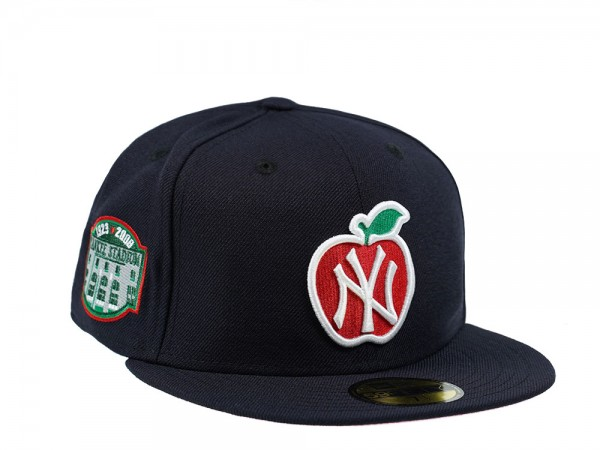 New Era New York Yankees Big Apple Pink Edition 59Fifty Fitted Cap