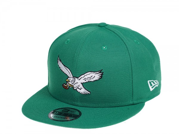 New Era Philadelphia Eagles Heritage 9Fifty Snapback Cap
