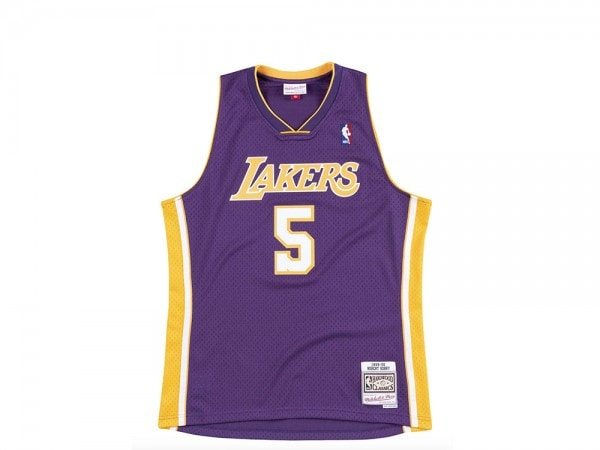 Mitchell & Ness Los Angeles Lakers - Robert Horry Swingman 2.0  1999-2000 Jersey