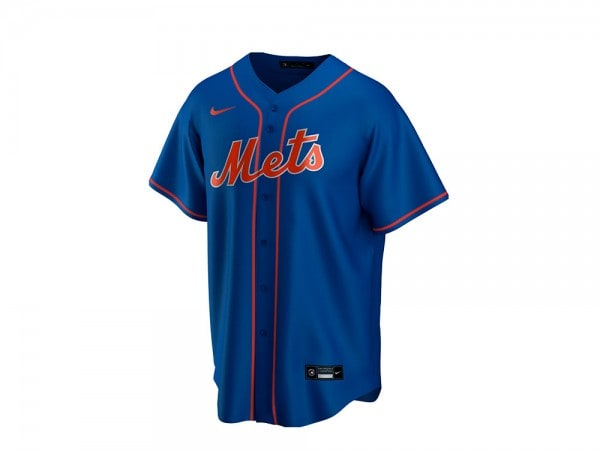 Nike New York Mets Alternate Replica MLB Trikot
