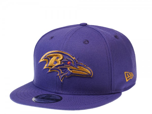 New Era Baltimore Ravens Prime Pop Edition 9Fifty Snapback Cap
