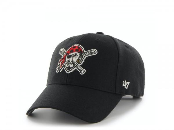 47Brand Pittsburgh Pirates Alternate MVP Strapback Cap