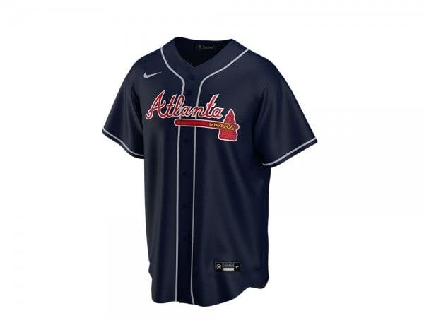 Nike Atlanta Braves Alternate Replica MLB Trikot
