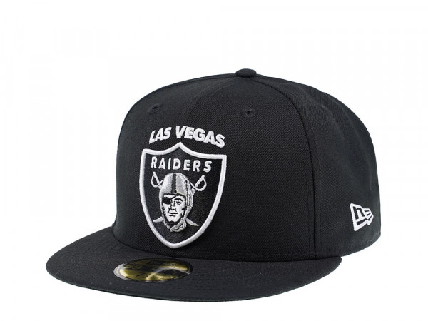 New Era Las Vegas Raiders Classic Edition 59Fifty Fitted Cap