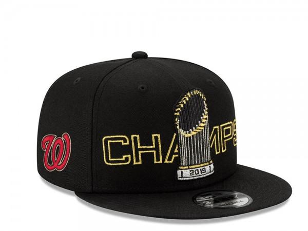 New Era Washington Nationals 2019 MLB Finals Champions 9FIFTY Snapback Cap