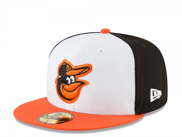 New Era Baltimore Orioles Authentic On-Field Fitted 59Fifty Cap