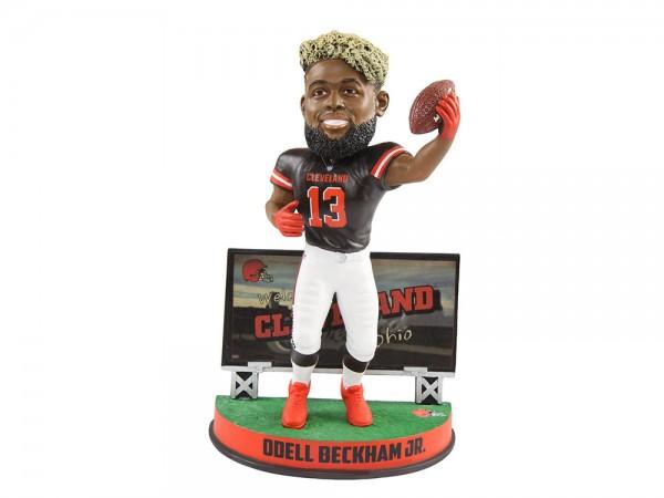 Cleveland Browns Odell Beckham Jr Bobblehead Figur