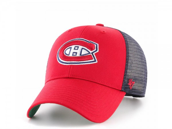 47brand Montreal Canadiens Trucker Snapback Cap