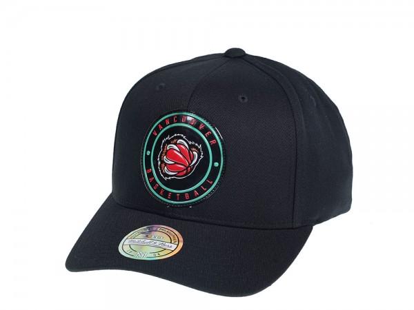 Mitchell & Ness Vancouver Grizzlies Weald Patch Flexfit 110 Snapback Cap