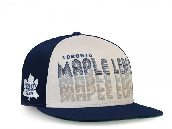 Fanatics Toronto Maple Leafs True Classic Snapback Cap