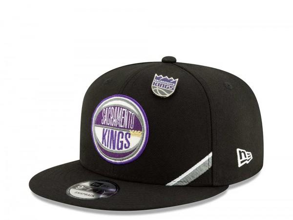 New Era Sacramento Kings Draft 19 9Fifty Snapback Cap