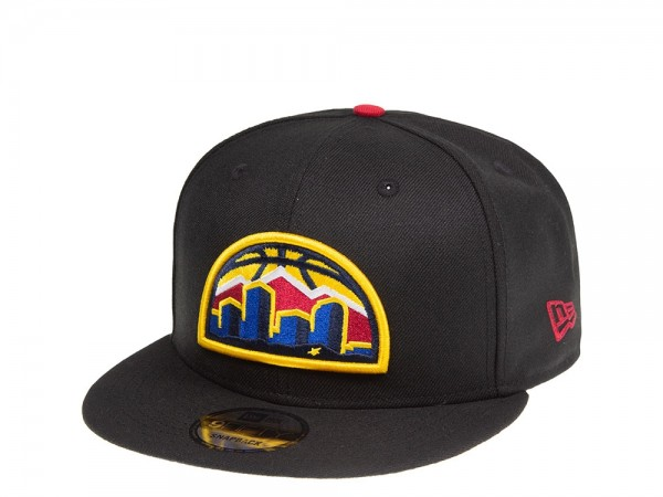 New Era Denver Nuggets Skyline 9Fifty Snapback Cap