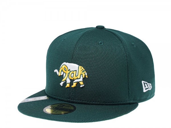 New Era Oakland Athletics Springtraining 2020 59Fifty Fitted Cap