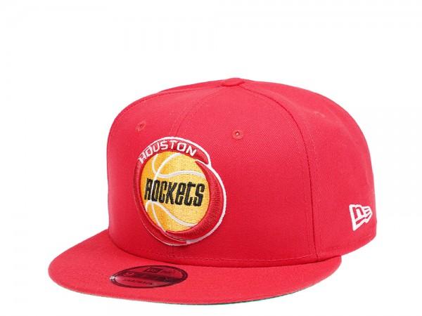 New Era Houston Rockets Hardwood Classic Edition 9Fifty Snapback Cap
