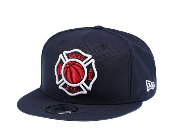 New Era New York Knicks City Edition 9Fifty Snapback Cap
