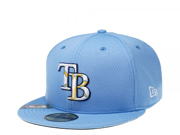 New Era Tampa Bay Rays Springtraining 2020 59Fifty Fitted Cap