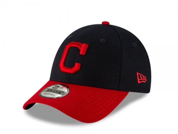 New Era 9forty Cleveland Indians The League Cap