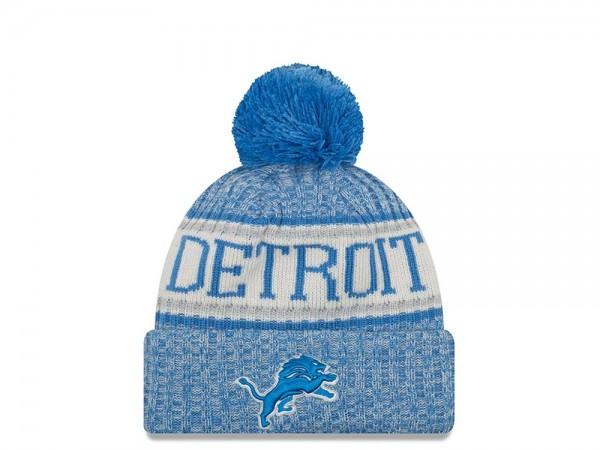 New Era Detroit Lions Sideline 2018 Mütze