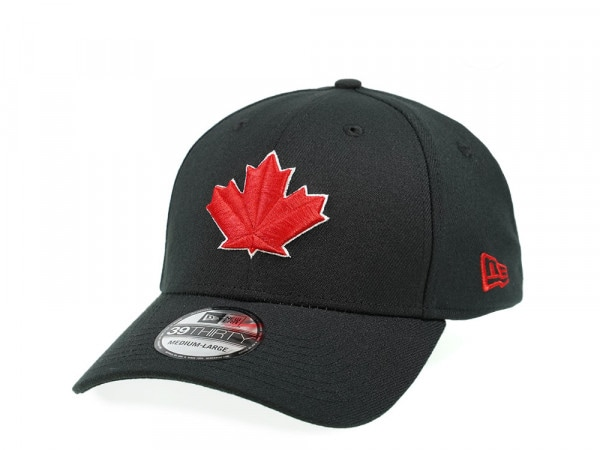 New Era Toronto Blue Jays Canada Edition 39Thirty Stretch Cap