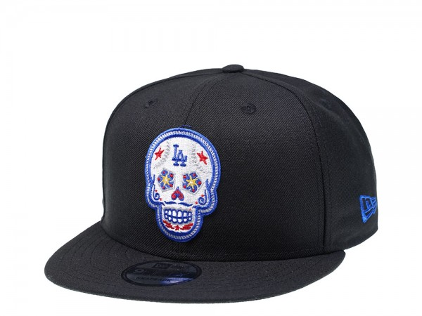 New Era Los Angeles Dodgers Skull Edition 9Fifty Snapback Cap