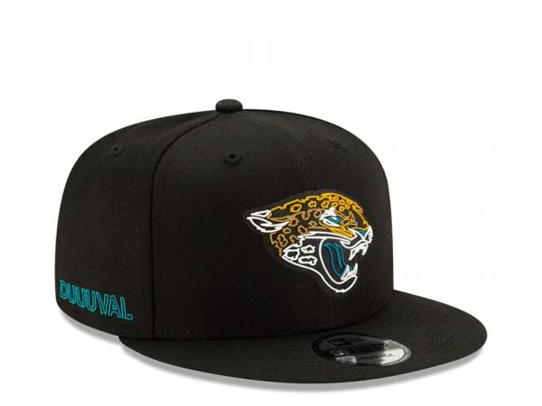 New Era Jacksonville Jaguars NFL Draft 20 9Fifty Snapback Cap