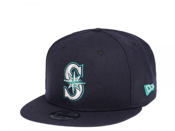 New Era Seattle Mariners 40th Anniversary Edition 9Fifty Snapback Cap