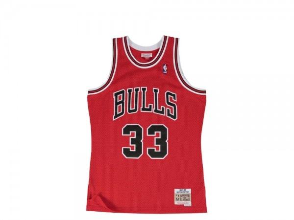 Mitchell & Ness Chicago Bulls Scottie Pippen Swingman 2.0 1997-98 Jersey