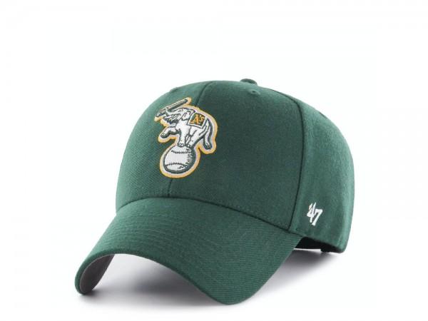 47Brand Oakland Athletics Stomper MVP Strapback Cap