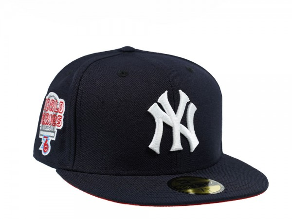 New Era New York Yankees World Series 1976 59Fifty Fitted Cap