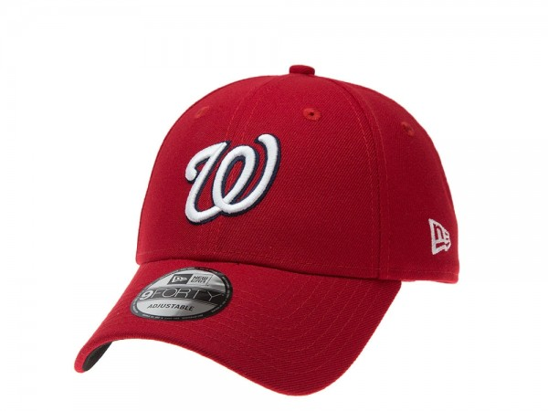 New Era 9forty Washington Nationals The League Cap