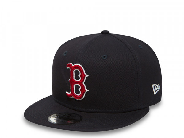 New Era Boston Red Sox Classic Navy 9Fifty Snapback Cap