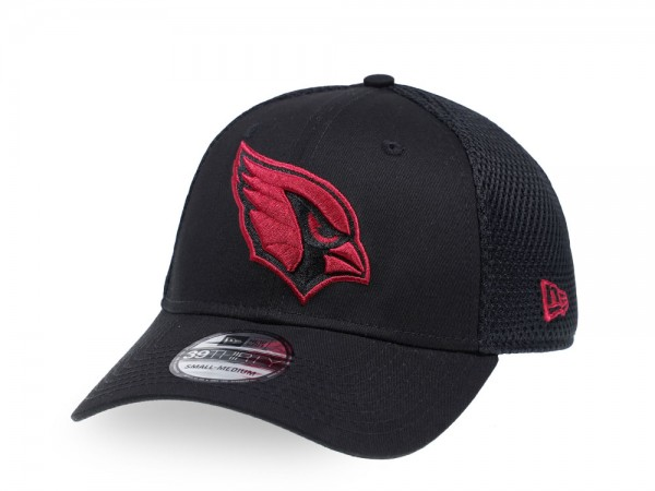 New Era Arizona Cardinals Black Edition 39Thirty Stretch Cap