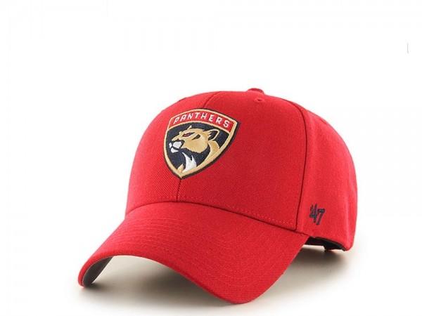 47brand Florida Panthers MVP Strapback Cap