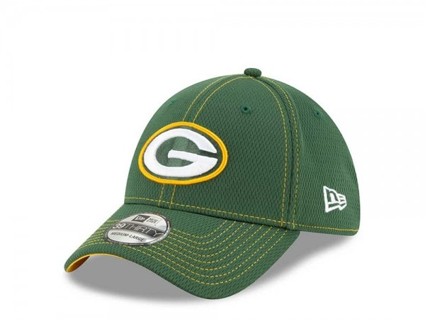New Era Green Bay Packers Road 39Thirty Sideline Cap