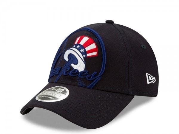 New Era New York Yankees Elements Edition 9Forty Stretch Snapback Cap