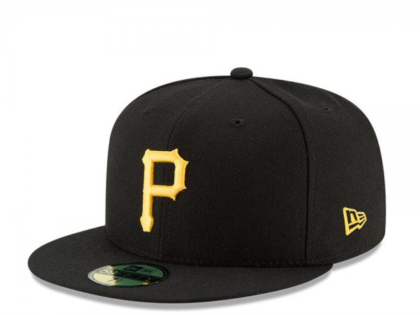 New Era Pittsburgh Pirates Authentic On-Field Fitted 59Fifty Cap