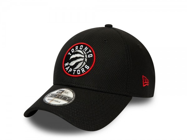 New Era Toronto Raptors Diamond Era Essential 9Forty Strapback Cap
