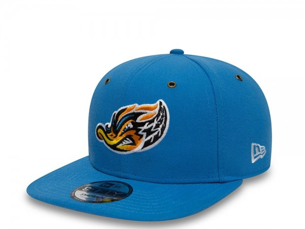 New Era Akron Rubber Ducks 9Fifty Essential Snapback Cap