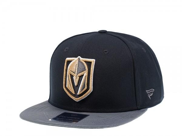 Fanatics Las Vegas Golden Knights Iconic Snapback Cap