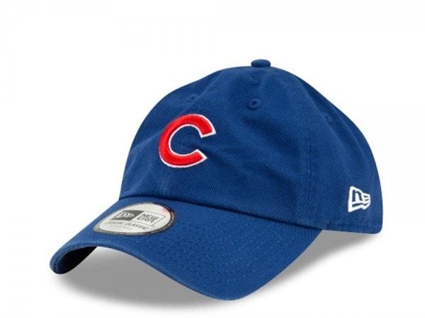New Era Chicago Cubs Casual Classic Strapback Cap