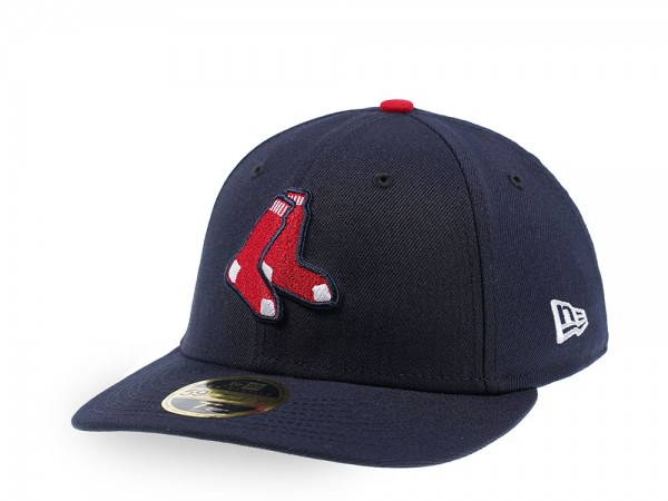 New Era Boston Red Sox Alternate Authentic Onfield Low Profile  59Fifty Fitted Cap