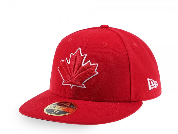 New Era Toronto Blue Jays Alternate Authentic Onfield Low Profile  59Fifty Fitted Cap