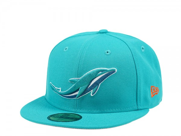 New Era Miami Dolphins Ocean Edition 59Fifty Fitted Cap