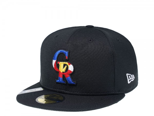 New Era Colorado Rockies Springtraining 2020 59Fifty Fitted Cap